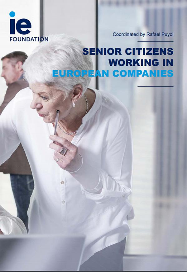 Seniors citizens in European Companies