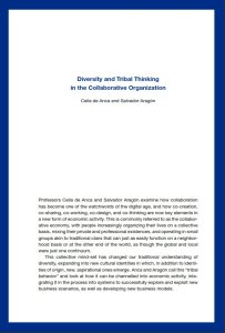 Diversity and Tribal Thinking in the Collaborative Organization