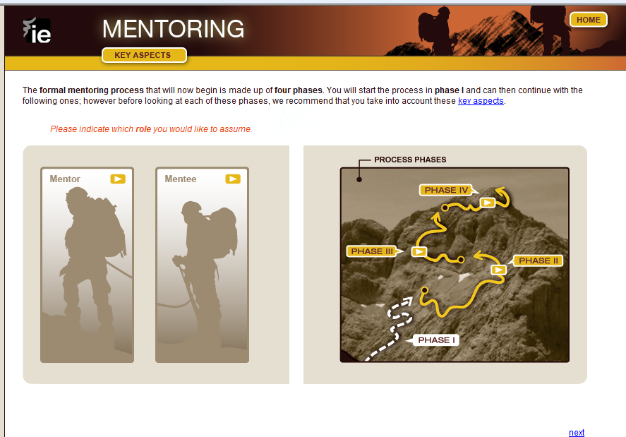 MULTIMEDIA IE MENTORING PROGRAM